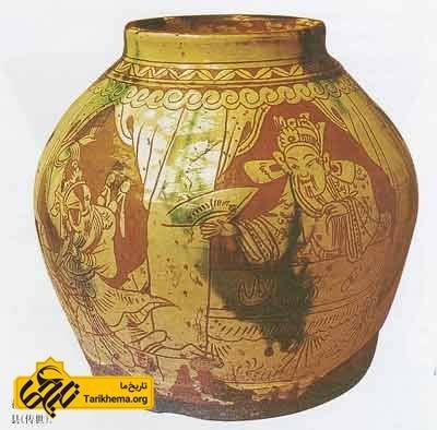 سبک سفالگری  « جیه شو»  در چین باستان