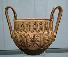 « جام خرگوشی » ظرف سفالی در یونان باستان