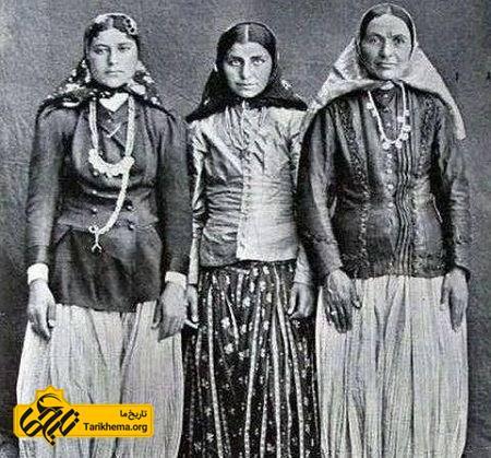 مهریه لاکچری در دوره قاجار