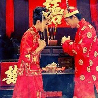 آداب ازدواج در چین باستان