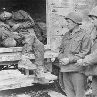 تعداد زیاد جسدها به جنایت جنگی ختم شد