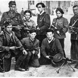 حمله پارتیزان های یهودی بعد از جنگ جهانی دوم