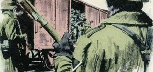 جنایت آمریکایی ها در اردوگاه کار اجباری داخائو