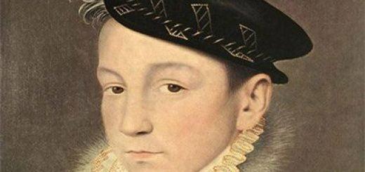 پادشاه شارل نهم یک جنگ مذهبی در فرانسه به راه انداخت