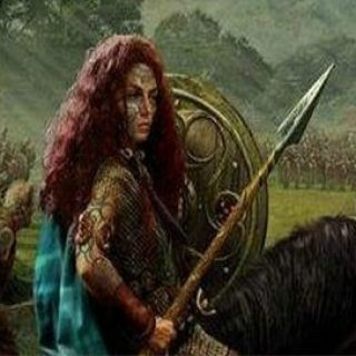 بودیکا؛ زن بلند قدی که روم را به تسخیر خود درآورد