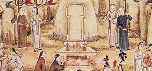 عید باستانی « چینگ مینگ» در چین
