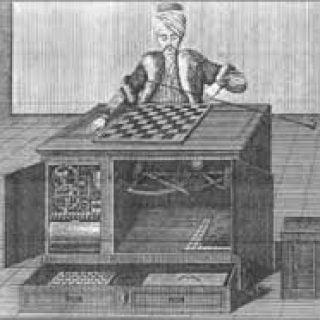 « عجیب » ، ربات شطرنج باز