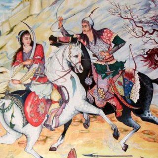 زنان نامدار ایرانی در دوران ساسانیان (651- 224 میلادی)
