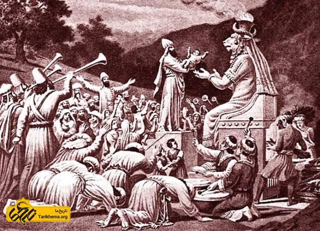 نگاهی بر وضعیت خدایان خاورمیانه