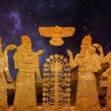 آنوناکی، خدای حامی شفاعت کننده