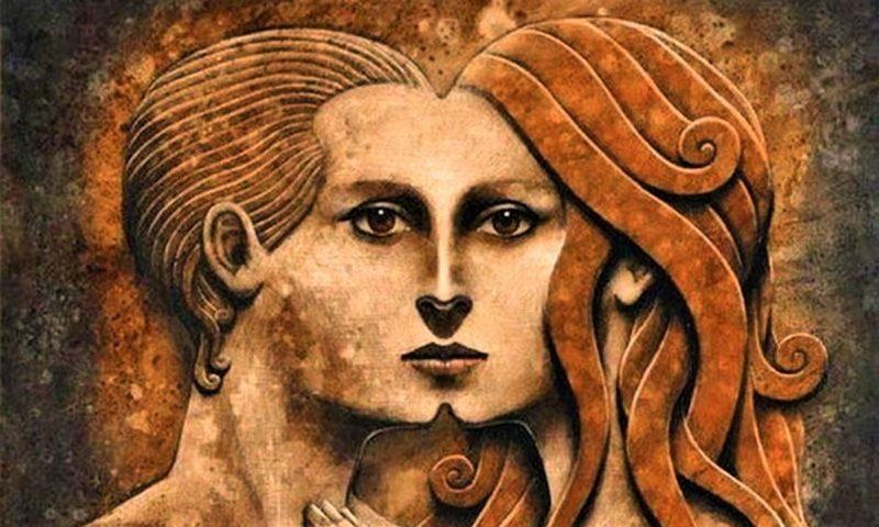 اصطلاح «ازدواج مقدس» در ادبیات دوران باستان