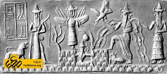 عکس Image result for sumerian mythology %d8%a7%d8%b3%d8%b7%d9%88%d8%b1%d9%87%e2%80%8c%d8%b4%d9%86%d8%a7%d8%b3%db%8c-%d8%b3%d9%88%d9%85%d8%b1%db%8c-sumerian-mythology Tarikhema.org