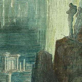 تاریخ شهر گمشده آتلانتیس