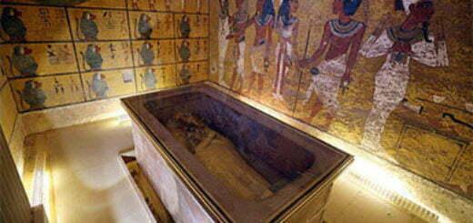 تاریخ مقبره شاه توتعنخآمون