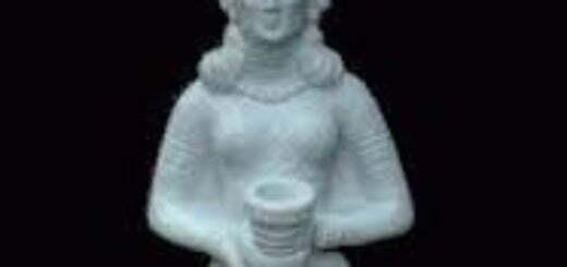 گشتی نانّا ، الهه سومری