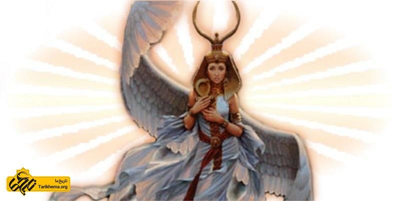 نین ماخ، الهه سومری