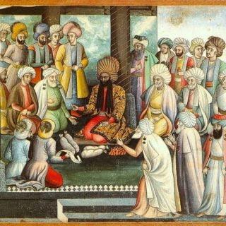 فساد در دربار شاه سلطان حسین صفوی
