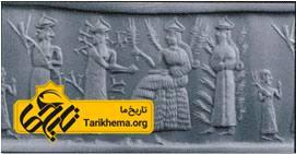 عکس Image result for Enlil and sud 28674 Tarikhema.org
