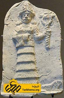اشتار، الهه سامی غربی
