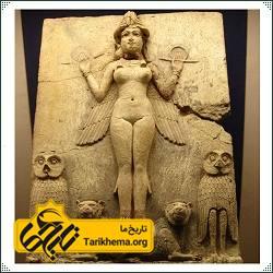 الهه سومری، پینه کر