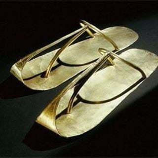 در مصر باستان نگرش خاصی در مورد کفش هایشان داشتند