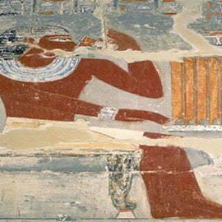 در مصر باستان اعضای خانواده جداگانه صبحانه می خوردند