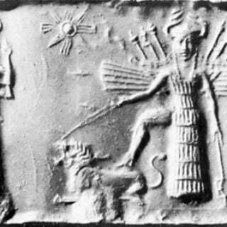 الهه بابلی، سارپانی توم
