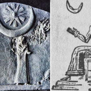 ماه _ خدایان/ moon- gods/