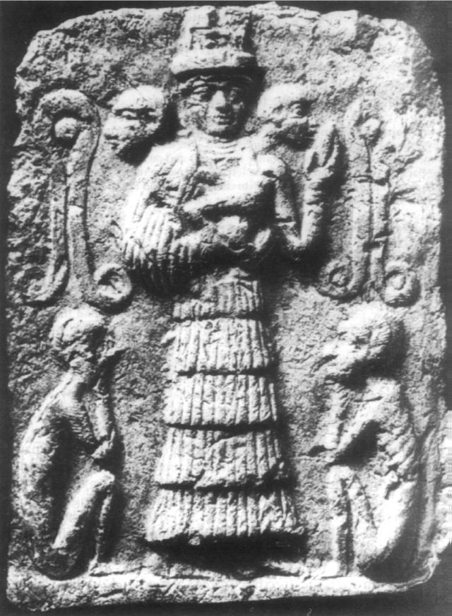 کی، الهه سومری