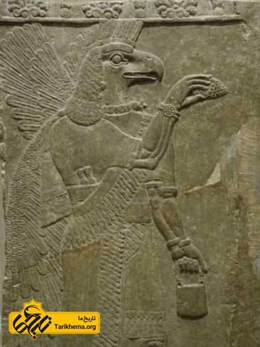 عکس Image result for Sumerian myth %d9%84%d8%a7%d9%87%d8%a7%d8%b1-%d9%88-%d8%a2%d8%b3%d9%85%d8%a7%d9%86 Tarikhema.org