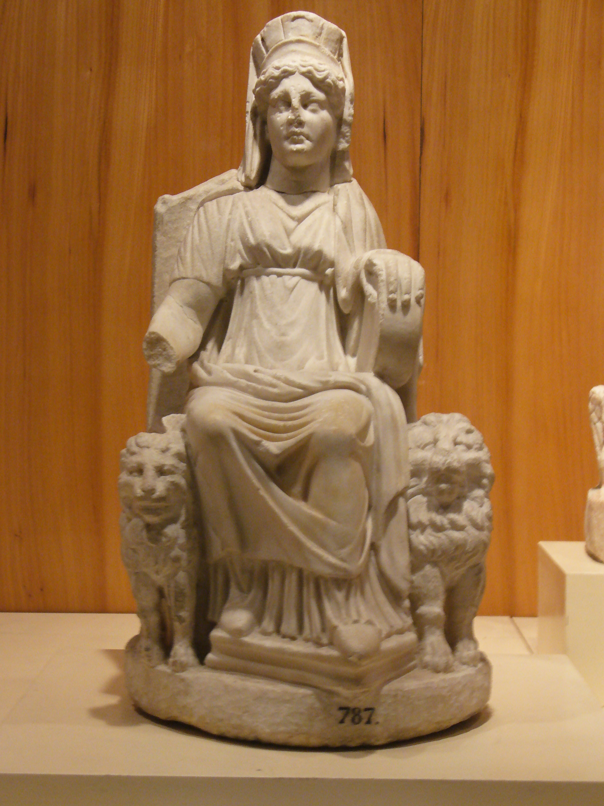 للوانی ، الهه ارواح جهان فروردین