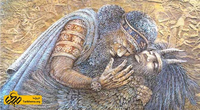 عکس Image result for The Death of GilgameÅ¡ %d9%85%d8%b1%da%af-%da%af%db%8c%d9%84-%da%af%d9%85%d8%b4 Tarikhema.org