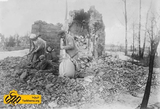 نقش زنان در جنگ جهانی اول + تصاویر