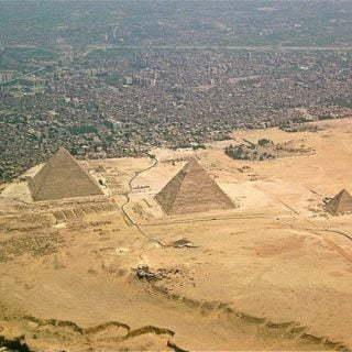 ویدئوی اهرام مصر چگونه و توسط چه کسانی ساخته شدند؟