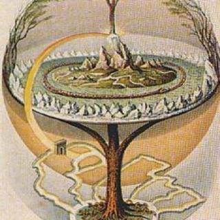 کیهان شناسی /Cosmogonies/ در دوران باستان