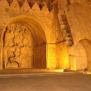 ویدئوی مستند قلعه ی ساسانیان ایران جندق