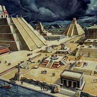 تاریخ امپراطوری آزتک