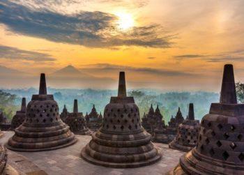 اسرار معبد بوروبودور