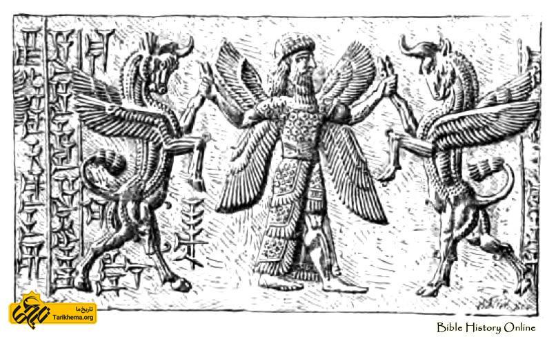 نی نورتا ، خدای سومری
