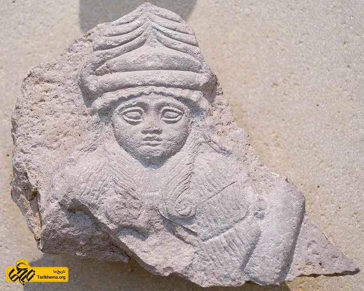نی نی سینا ، الهه سومری