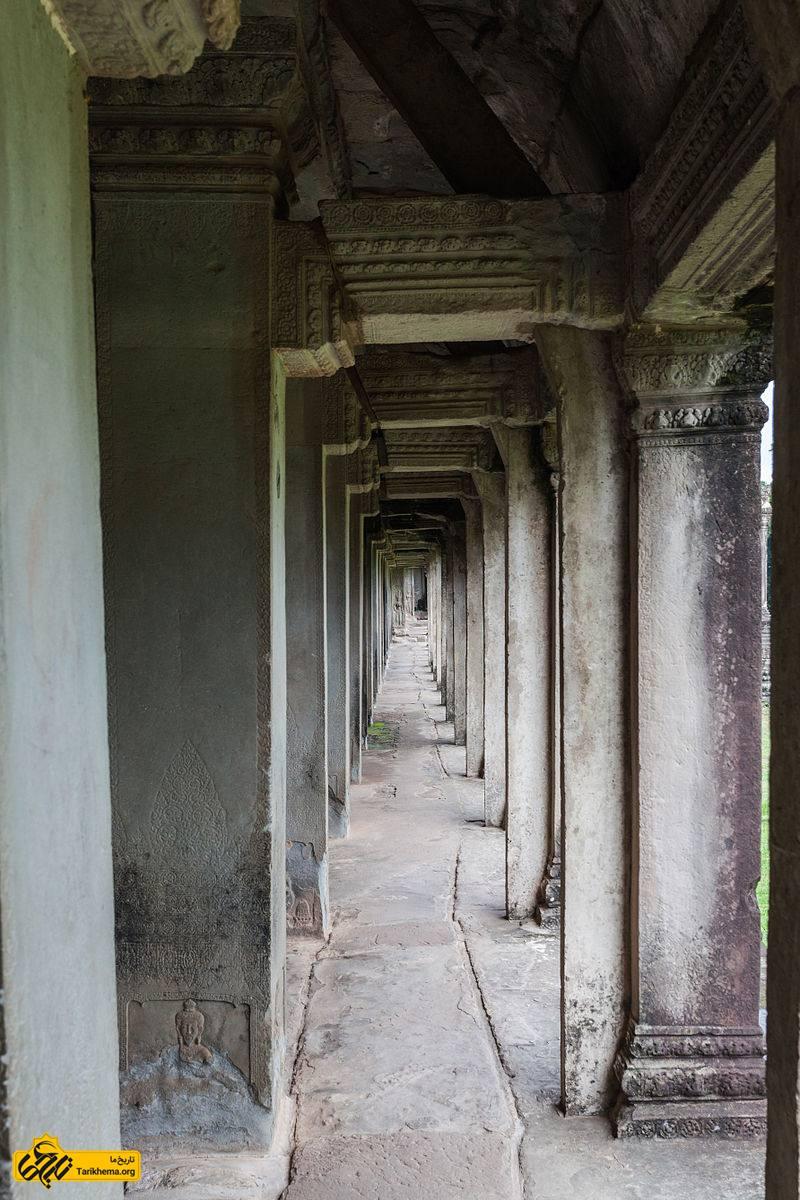 مجتمع معبد آنگکور وات