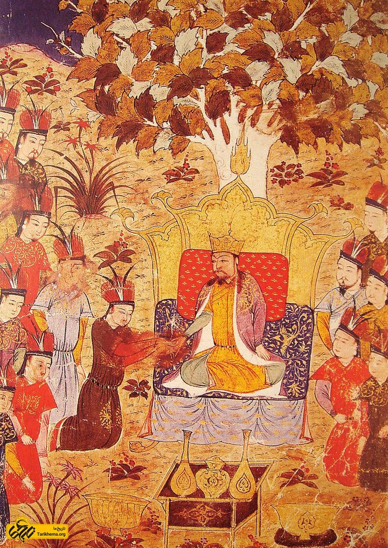 بیزانس در عصر مغول