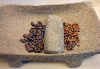نقش شکلات در امپراطوری آزتک ها
