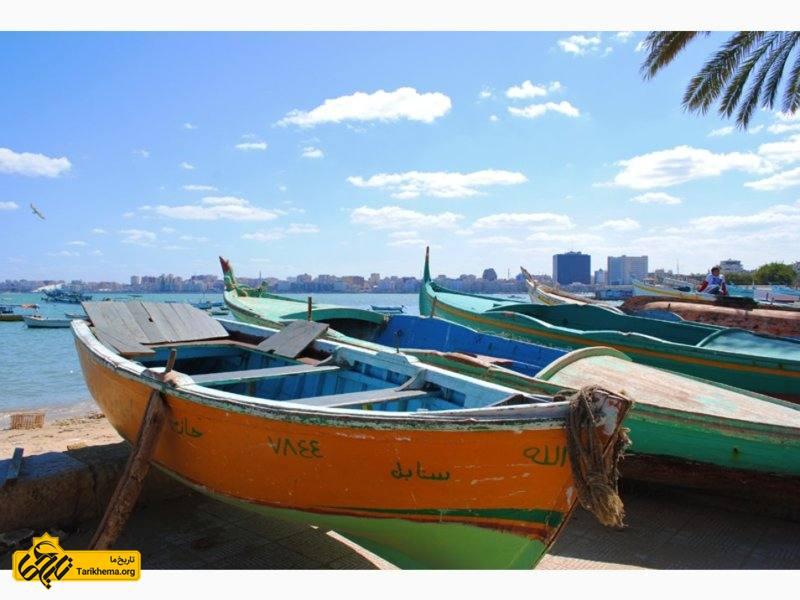 تصاویری از آثار دیدنی مصر