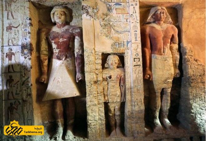 روحانیان در جامعه مصر باستان جایگاهی ویژه داشتند و پرستش خدایان اولویت داشت