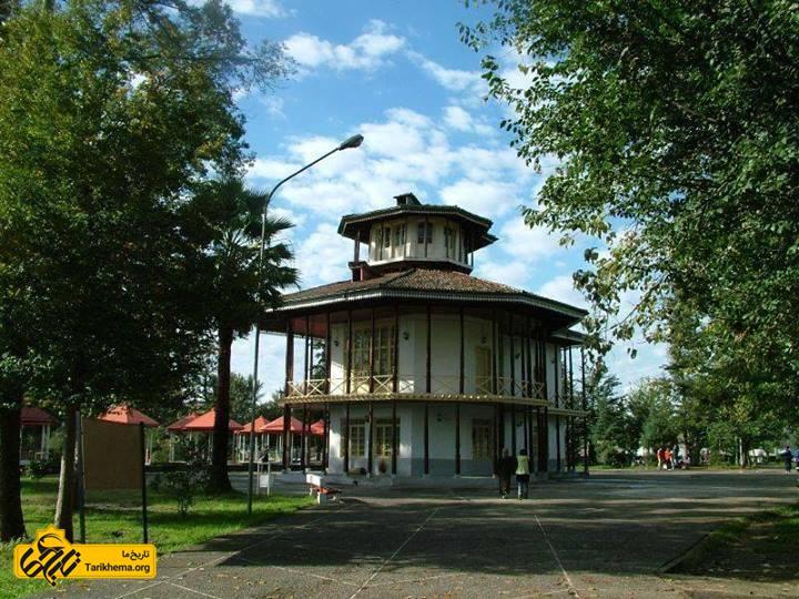 تاریخچه شهر لاهیجان