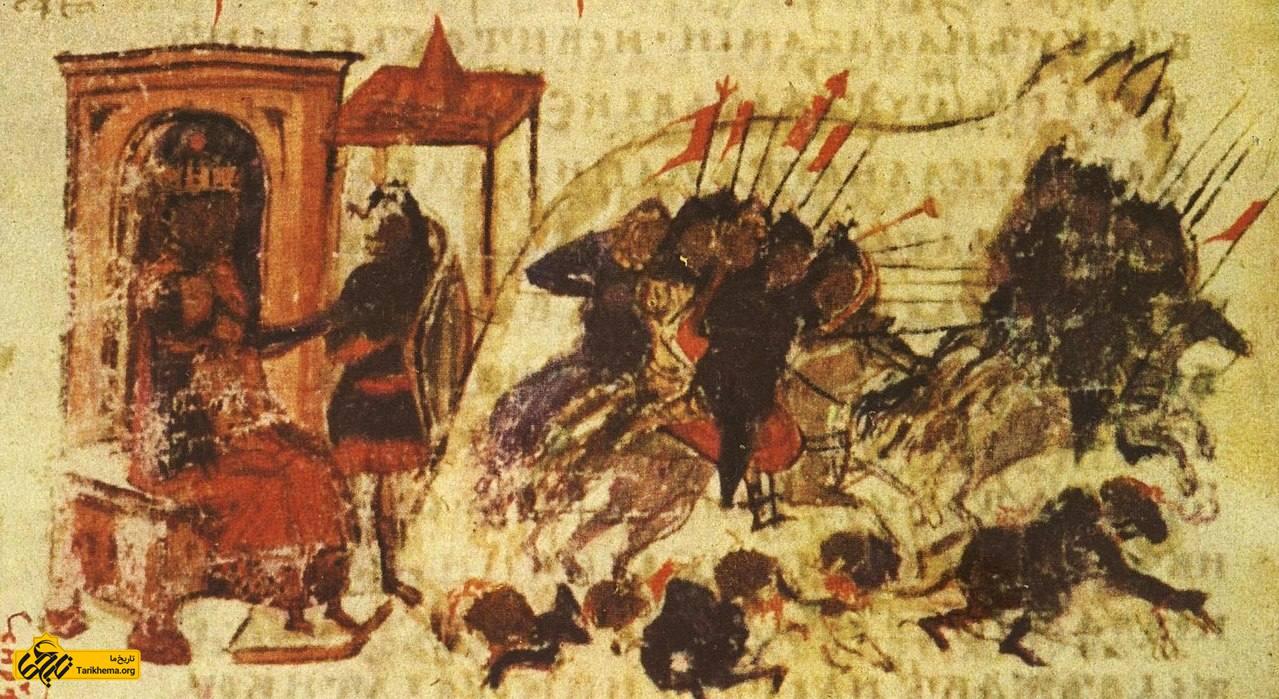 انحطاط سیاسی و نظامی بیزانس و آخرین سالهای حیات آن