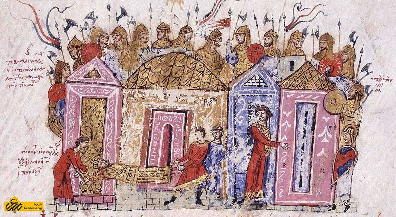 ارتش بیزانس