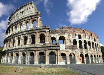 جغرافیا و عقاید روم باستان