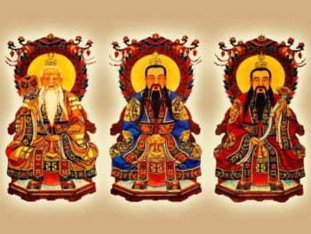 دین تائو و بنیانگذار آن در چین